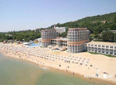 Отель Азалия-Болгария.