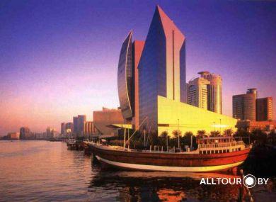 Абу Даби- крупнейший город страны
