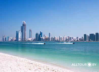 Абу -Даби - лучшие пляжи