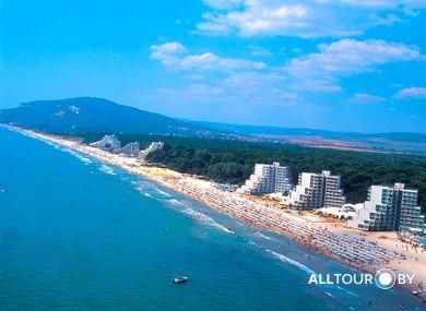 Болгария-Албена