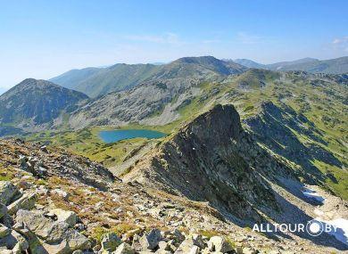 Болгария-горы