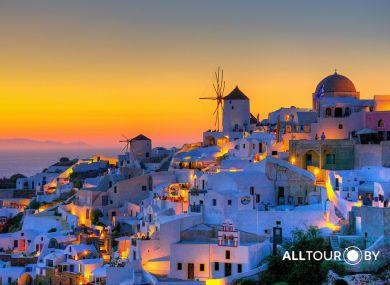 Греция. Острова
