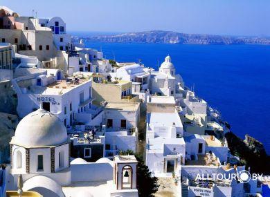 Греция. Острова.