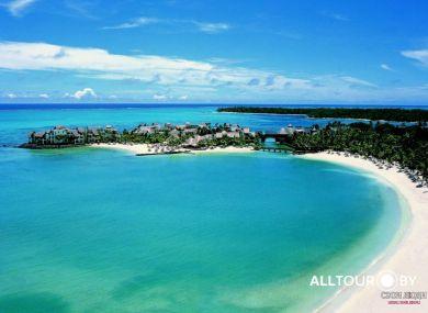Индонезия-белоснежные пляжи.