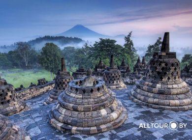 Индонезия. Достопримечательности.
