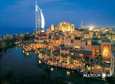 Столица ОАЭ -Абу -Даби