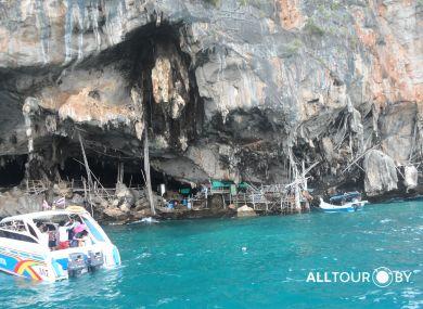 Экскурсии на моторных лодках в Таиланде