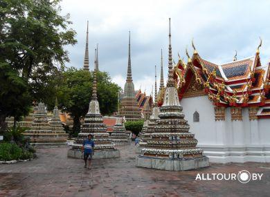 Таиланд. Храмовые комплексы.
