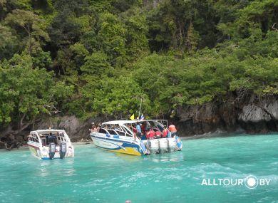 Экскурсии на катере в Таиланде