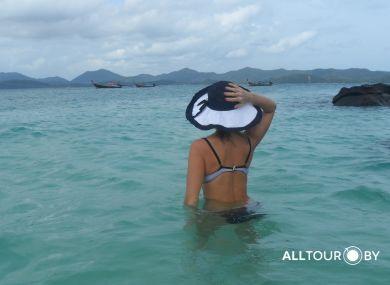 Море в Таиланде теплое круглый год