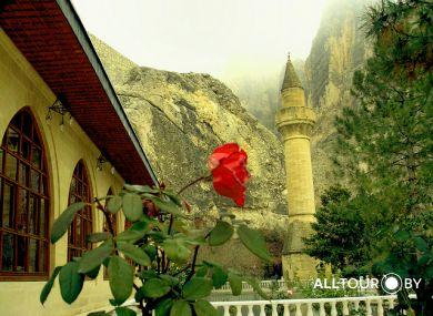 Турция. Турция. Экскурсия в Бурсу. Мечеть Баязида Йылдырыма.