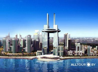 "Абу -Даби - ""Назад в будущее""."