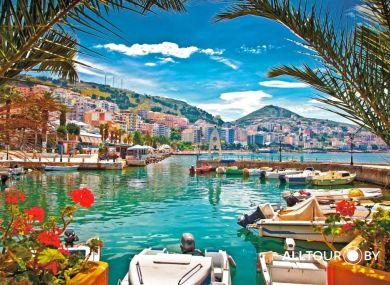 Албания. климат