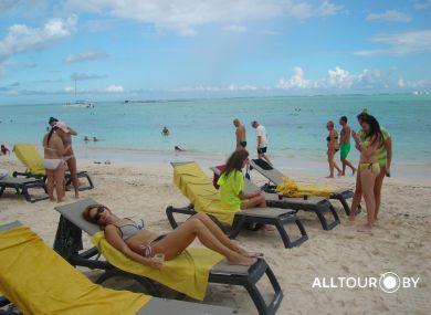 Наша группа в Доминикане