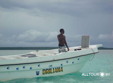 Наш гид в Доминикане