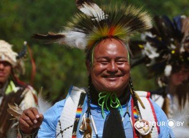 Индейцы в США