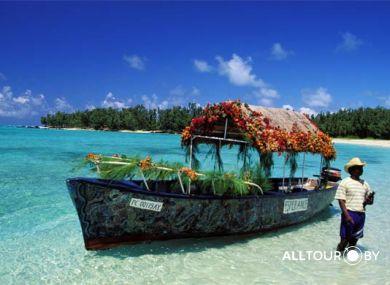 Торговцы в Маврикии