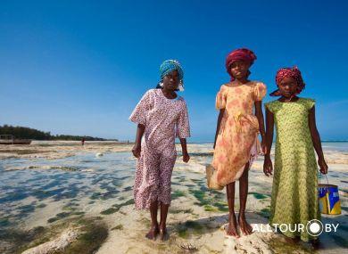 Местные жители Занзибара