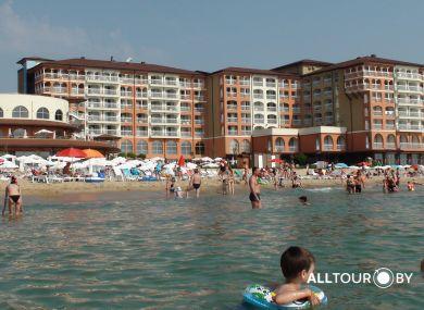 SOL LUNA BAY 4* Обзор, Болгария