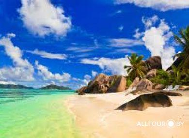 Потрясаюшие пляжи и бухты на Сейшелах