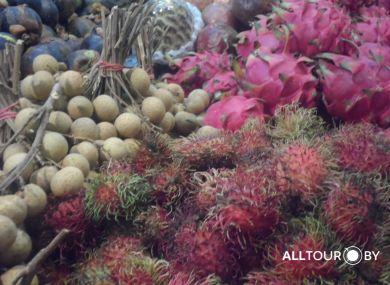 Вкусный отдых в Таиланде