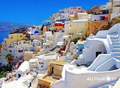 Греция. Санторини.