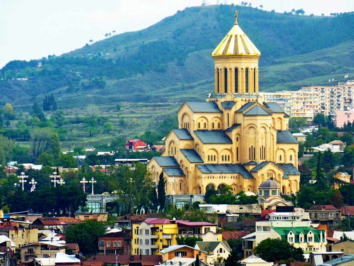 Тур с детьми в грузию